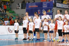 Mecz Łuczniczka Bydgoszcz - Skra Bełchatów