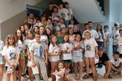 Bydgoska Akademia Siatkówki - Obóz sportowy 2019 Mrzeżyno