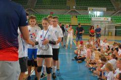 Bydgoska Akademia Siatkówki - Zakończenie sezonu 2018/2019